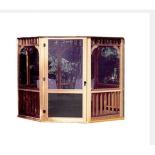 Wood Gazebo Kits | Wayfair
