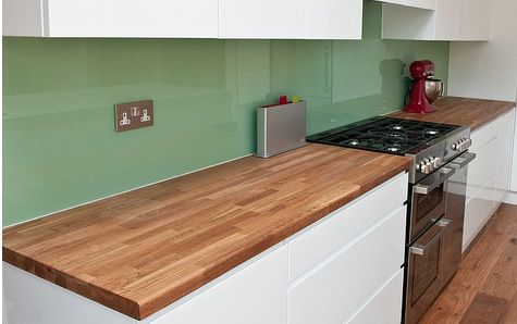 How To Protect Solid Wood Worktops From Water Damage - Wood and