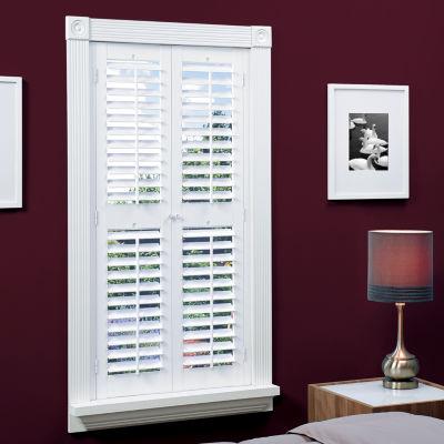 Window Shutters, Plantation, Wood & Interior Shutters - JCPenney