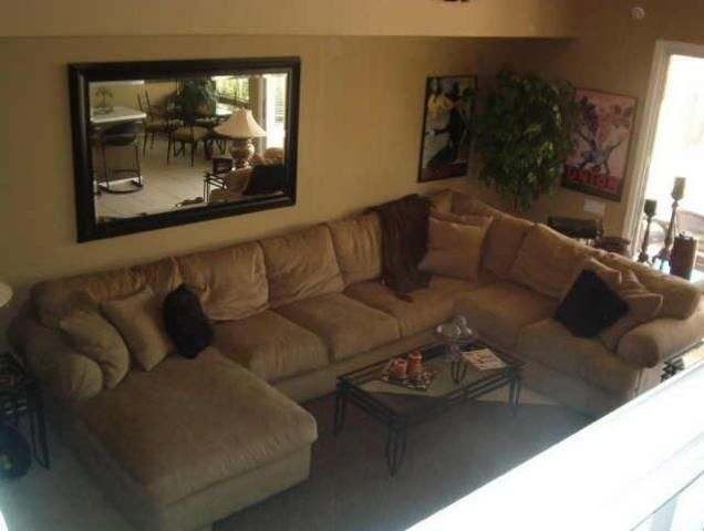 I could nap for days on this couch! | home