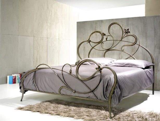 Bedroom King Size Cast Iron Bed Frame Wrought Iron Bed Frames Queen