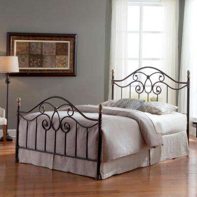 Wrought Iron - Bed Frame Mounted - Fashion Bed Group - Beds